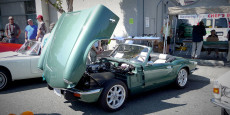 I took the Spitfire down to the Blethering Place Car Show on Sunday. They shut down Oak Bay Avenue in Victoria for 6 or 7 blocks to fit all the...