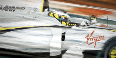 This is a digital illustration of Jenson Button's Brawn from the 2009 season that he won. I am selling a limited amount of prints of this illustration. The artwork is...